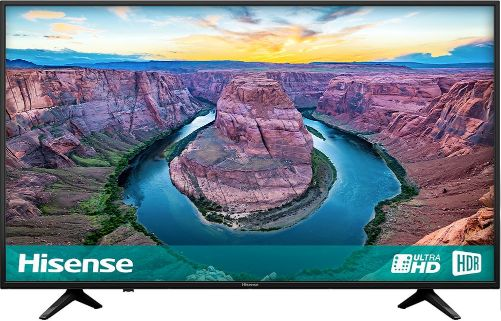 Hisense H43AE6100UK display