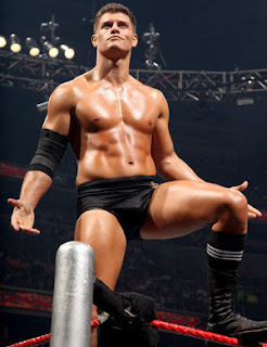 Just Too Hot to Handle?: WWE : Cody Rhodes Bulge