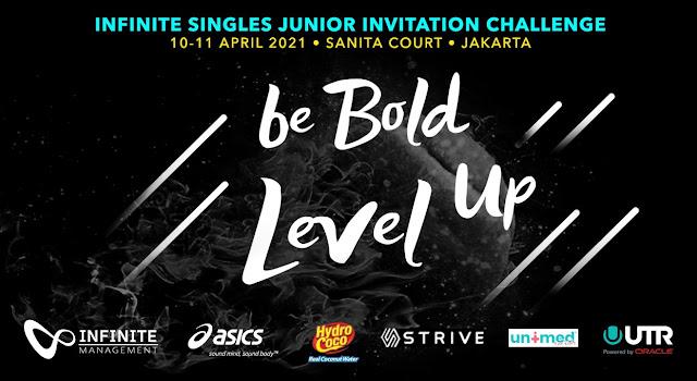 Infinite Management Gelar Turnamen Invitasi UTR Yunior, Inilah Pesertanya