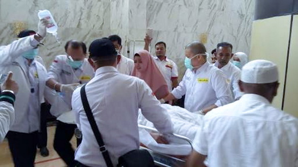Innalillahi, Jelang Wukuf di Arafah, 90 Jamaah Asal IndonesiaDilaporkan Meninggal Dunia, Ini Datanya!