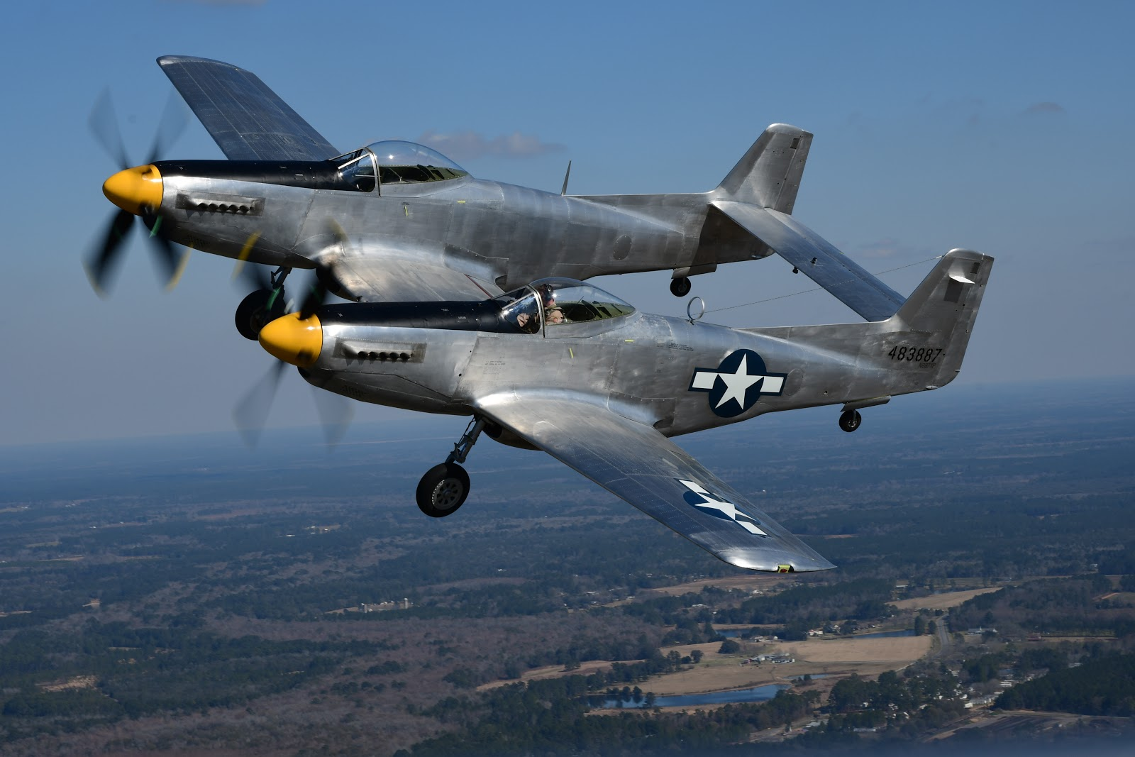 XP-82 Twin Mustang Project