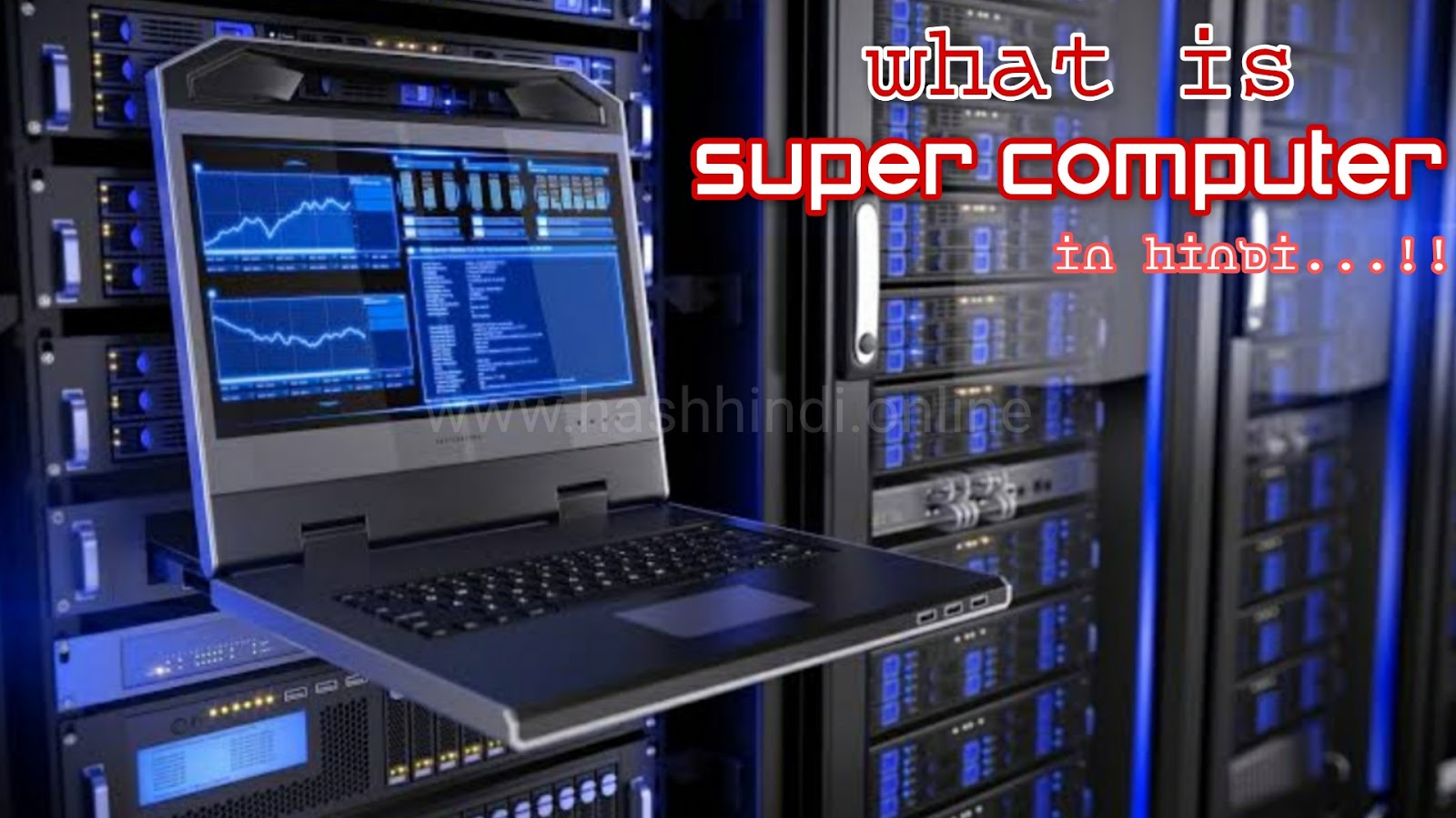 supercomputer in india