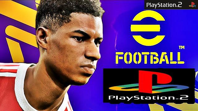 تحميل لعبة بيس PES 2022 PS2 بلاي ستيشن2 😱
