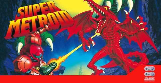 Super Metroid (SNES): um verdadeiro marco da história dos videogames