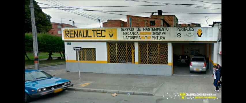 RENAULTEC - TALLER DE MECANICA AUTOMOTRIZ EN BOGOTA