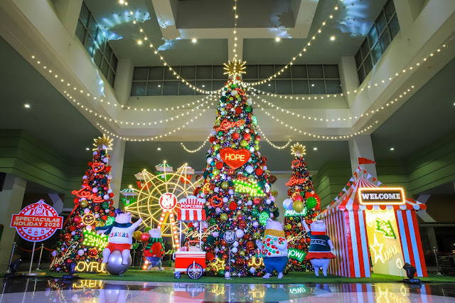 SM Southmall's Southtacular Carnival Christmas
