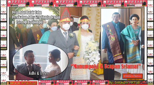 Pernikahan Putra Sulung Ketum PPTSB Se Indonesia
