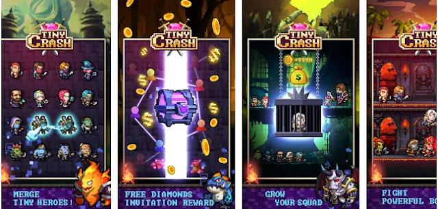 Cara Mendapatkan Dollar Gratis Terbaru dari Game Tiny Crash
