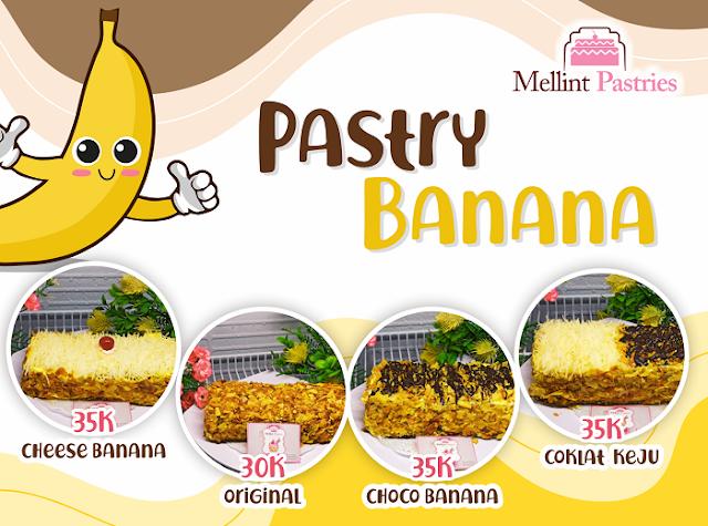 pastry banana
