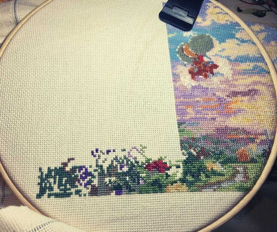 hobbies-for-writers-that-aren't-reading-cross-stitch