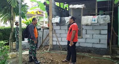 Agar Tak Muncul Kendala di TMMD,  Cocokan Dengan Panitia Desa