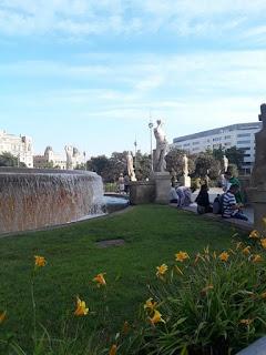 Plaza Catalugna