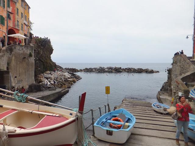 Riomaggiore, Cinqueterre, Italie, Liguria, Travel, Voyages, Blog, elisaorigami