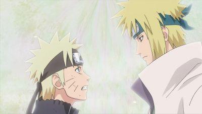 minato and naruto meet again fast