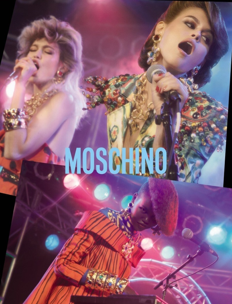 Moschino Spring/Summer 2020 Campaign