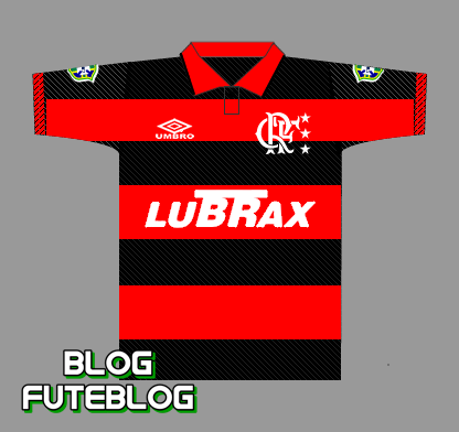 ae042ac02102e A 1º camisa da Umbro - 1992
