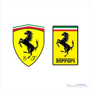 Ferrari Logo vector (.cdr)