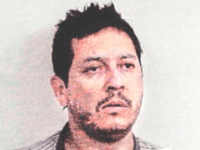 """El Mayel el capo desnudo, en la cama, con una mujer que fue detenido por un capricho y extraditado a EEUU"""""""