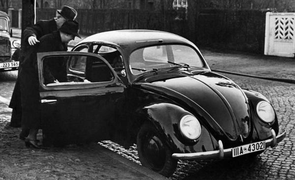 Volkswagen Type 1 1939