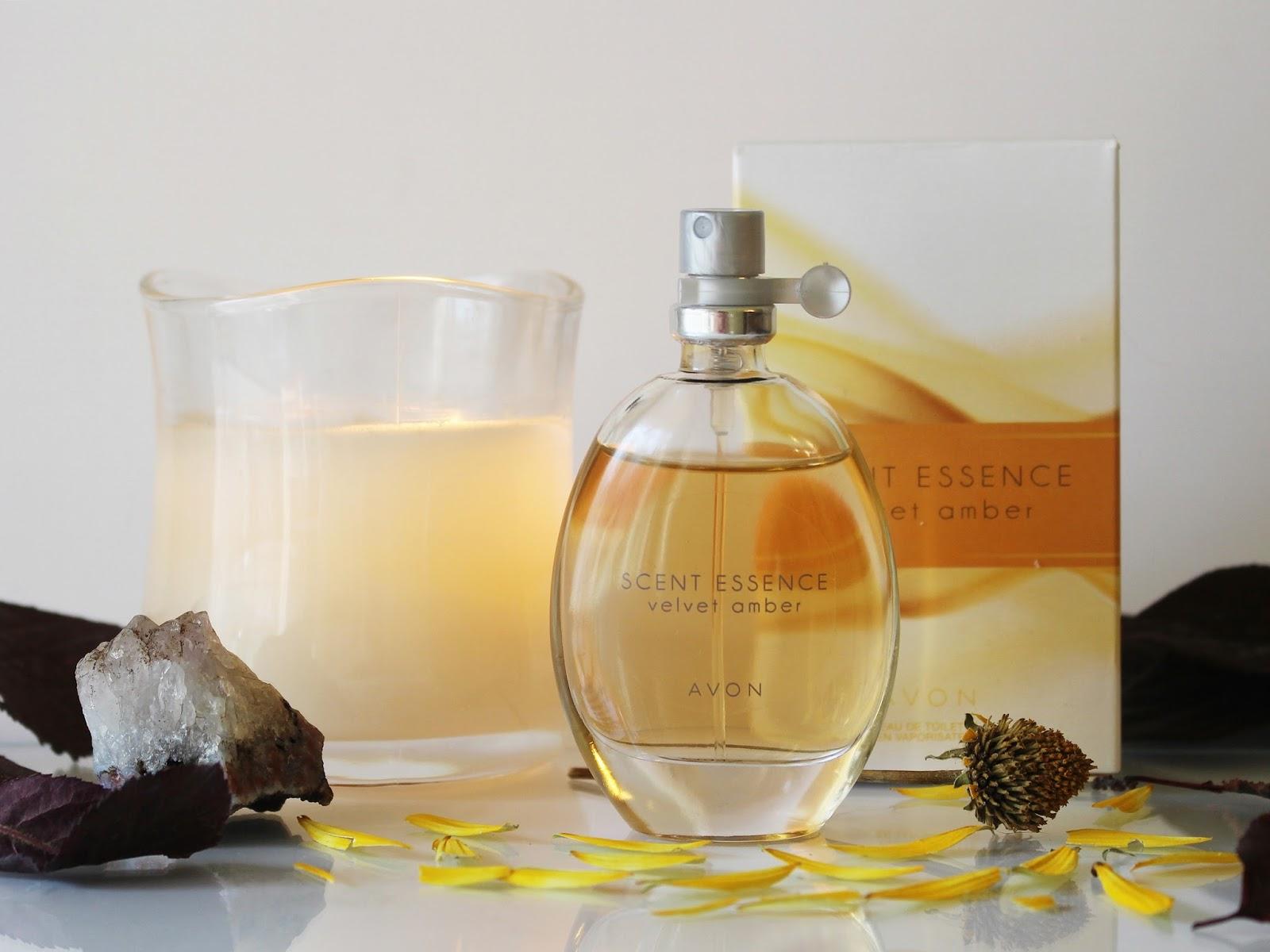 Avon Scent Essence Velvet Amber