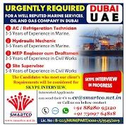 DUBAI JOBS : REQUIRED FOR A OIL AND GAS COMPANY IN DUBAI .g