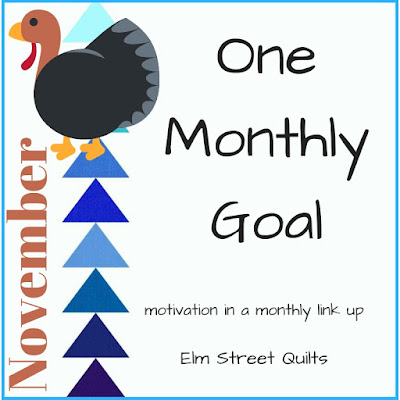 OMG November Finish Link-Up is OPEN!