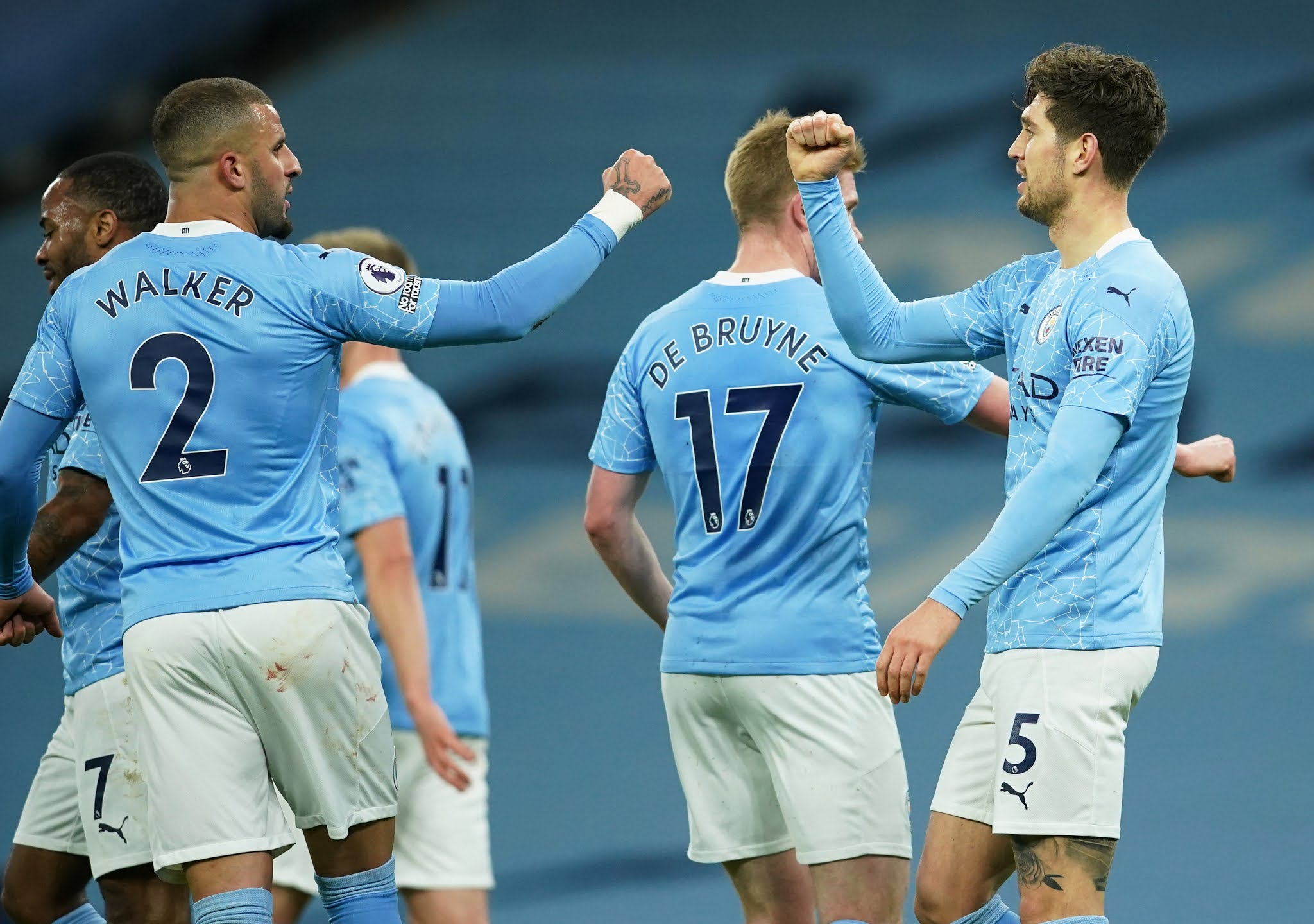 Manchester City are gaining momentum and seem to have found their rhythm
