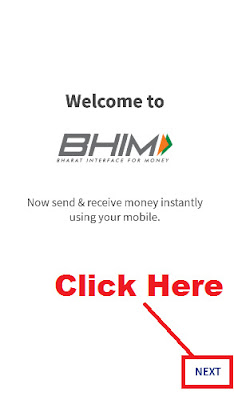 how to use bhim app for money transfer