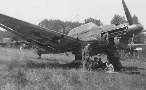 11 July 1940 worldwartwo.filminspector.com Stuka