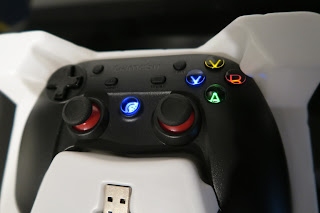 Análise Gamepad GameSir G3S 16