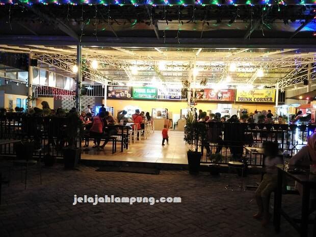 macarena foodcourt bandar lampung
