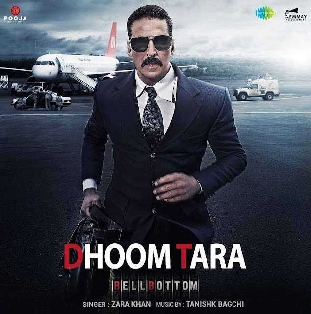 Dhoom Tara Lyrics – Zara Khan   BellBottom