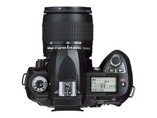 Mode pada kamera Nikon 70D