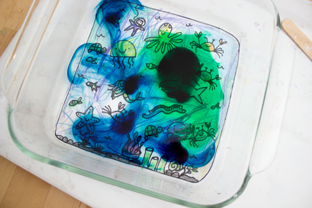 Create and Play with this Ocean Search and Find Craft and Activity for Preschoolers