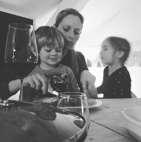 Essen mit Kinder_My Kitchen Logbook by Marlene Grünzweil