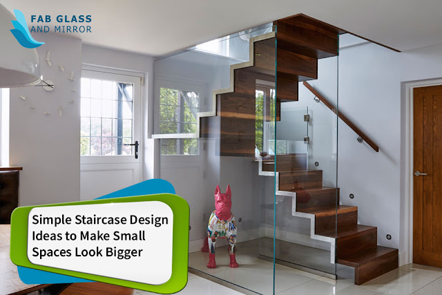 Simple Staircase Design Ideas to Make Small Spaces Look Bigger