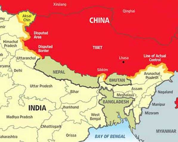 indo china border dispute