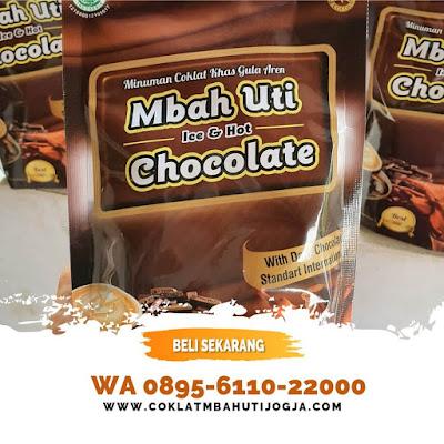 Agen Coklat Aren Mbah Uti Jogja