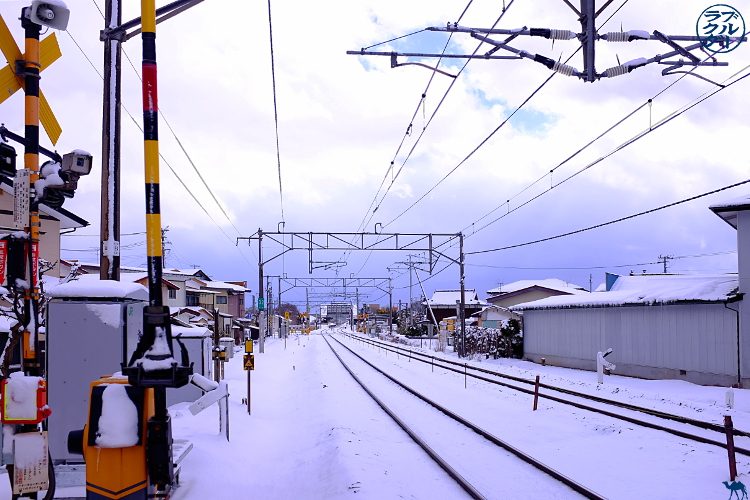 Le Chameau Bleu  - Promenaded à Hiraizumi - Voyage dans le Tohoku