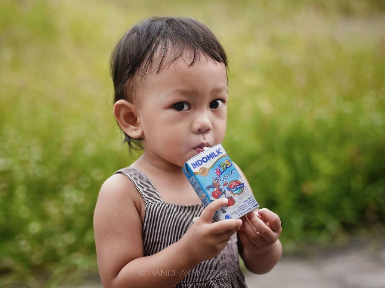 Manfaat Anak bermain outdoor