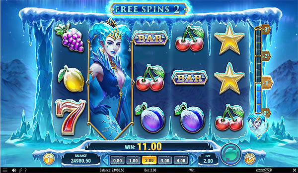 Main Gratis Slot Indonesia - Ice Joker (Play N GO)