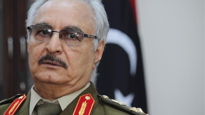 Χαφτάρ: Δεν θα υπάρξει κανένα έλεος για τις τουρκικές δυνάμεις