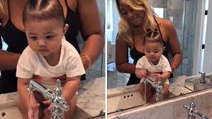 Kylie Jenner's daughter Stormi