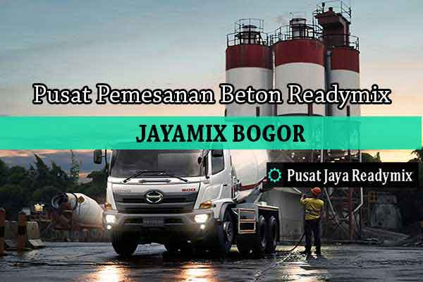 Harga Beton Jayamix Leuwisadeng Per M3 2019