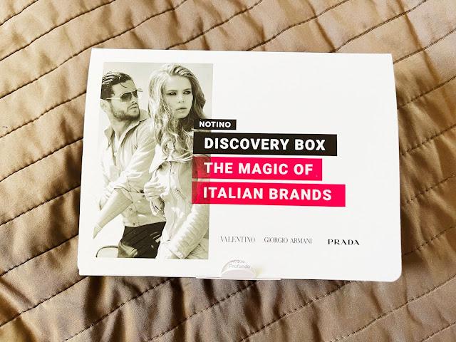 obal Notino Discovery Boxu