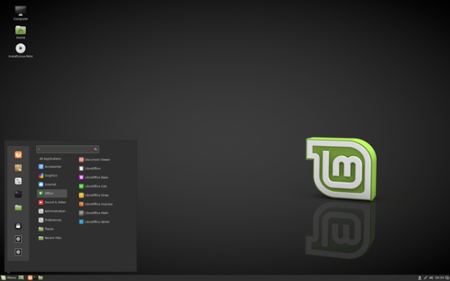 Imagine ISO Linux Mint