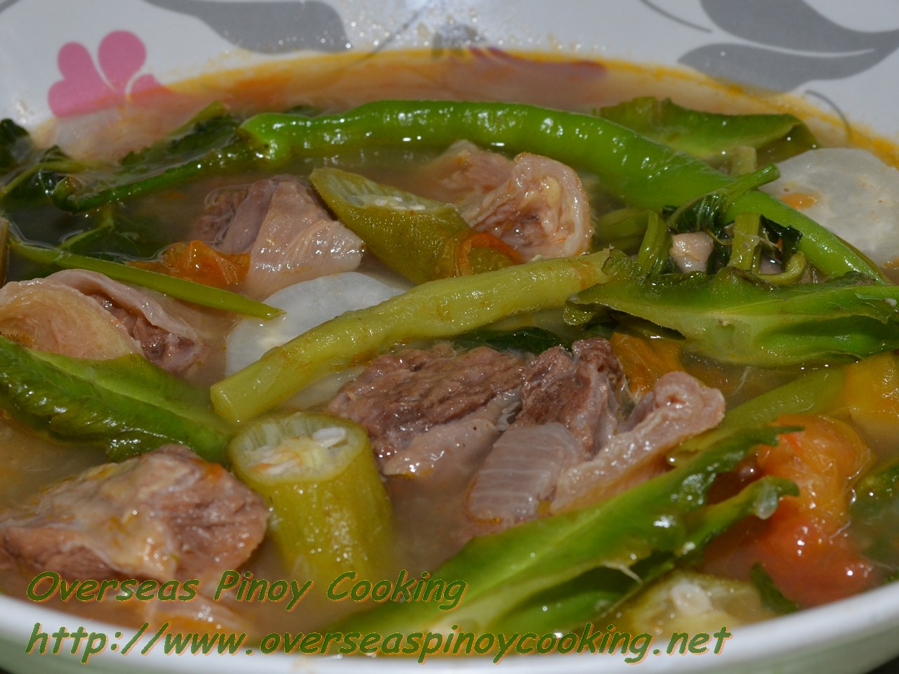 how to cook sinigang na tilapia