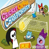 Play Cricket Open Championship Game