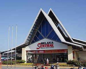 Melaka sentral car rental