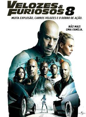Filme Poster Velozes e Furiosos 8
